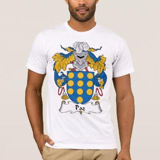 Paz Family Crest T-Shirt