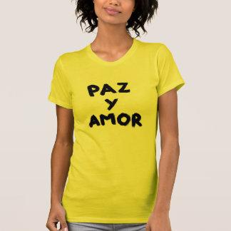 paz y amor T-Shirt