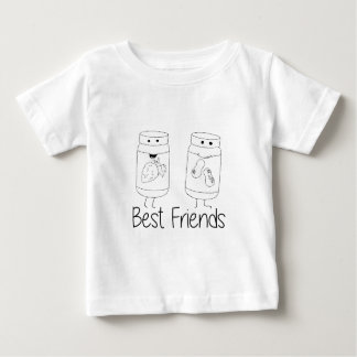 PB and J Best Friends Baby T-Shirt