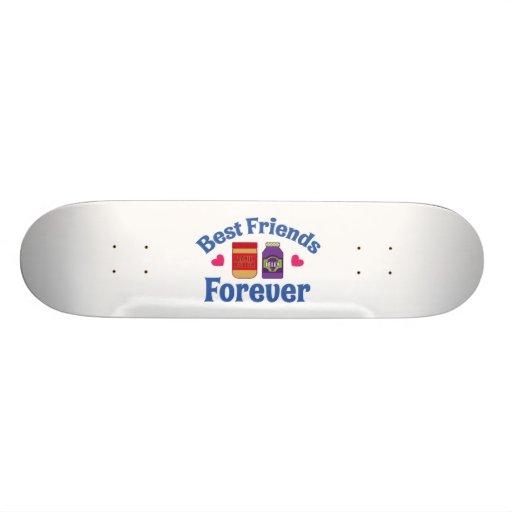PB&J BFF SKATE BOARD