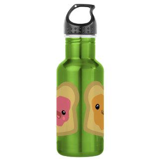 PB&J Toast 532 Ml Water Bottle