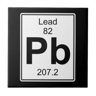 Pb - Lead Ceramic Tiles