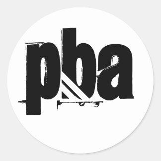 PBA Olympic Sticker