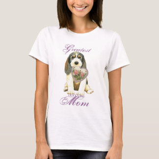 PBGV Heart Mom T-Shirt