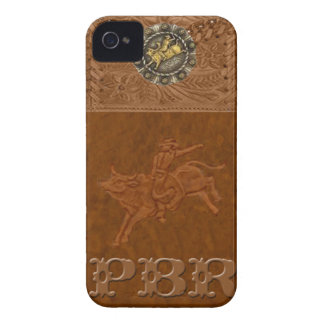 """PBR"" Western IPhone 4 Barely There Case"