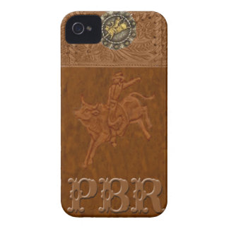 """PBR"" Western IPhone 4 Case"