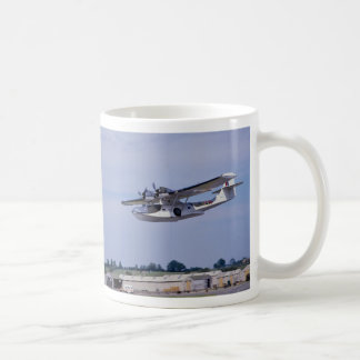 PBY, 5A Catalina, World War II reconnaissance flyi Coffee Mug