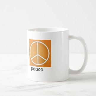 pc4pc, peace coffee mug