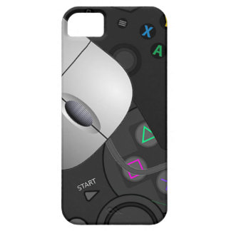 PC Console Gamer iPhone 5 Cover