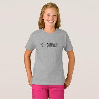PC > Console T-Shirt