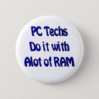 PC Techs Button
