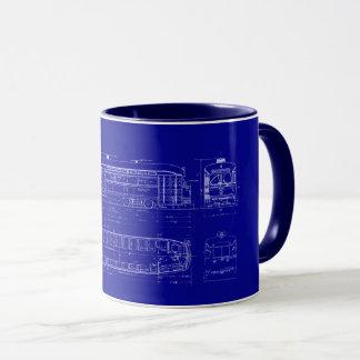 PCC Blueprint Mug