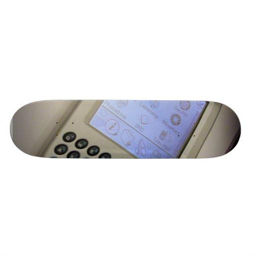 Pda Handhelds Cellphones Palms Skateboard Decks