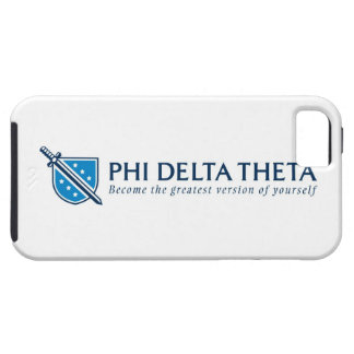 PDT- Become the Greatest Version of Yourself Blue iPhone 5 Cases