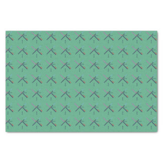 PDX Airport Carpet Tissue Paper