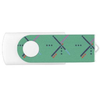 PDX Airport Carpet USB Flash Drive
