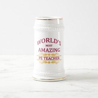 PE Teacher Coffee Mugs