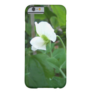 Pea flower phone case