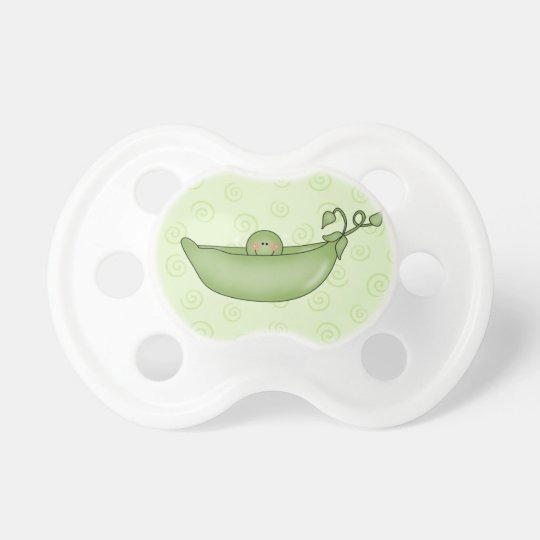 Pea in the Pod Baby Pacifier
