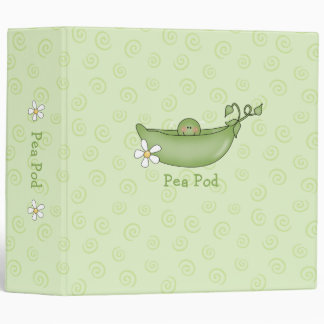 Pea in the Pod Binder
