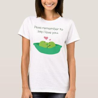 Pea Pod Sweethearts T-Shirt