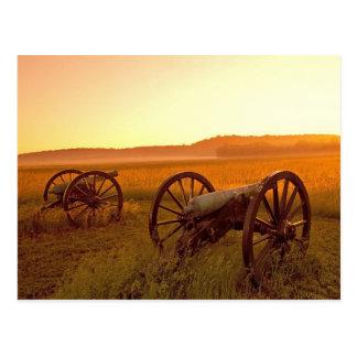 Pea Ridge National Military Park Arkansas Postcard