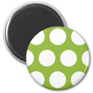 Pea Soup Green Magnet