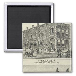 Peabody Bank, Kansas Magnet