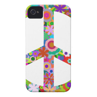 peace11 iPhone 4 cover
