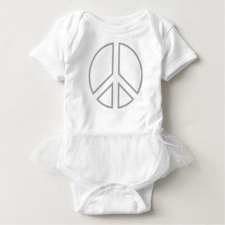 peace13 baby bodysuit