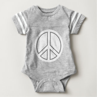 peace13 baby bodysuit