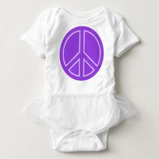 peace14 baby bodysuit