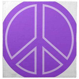 peace14 napkin