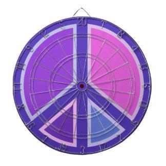 peace15 dartboard
