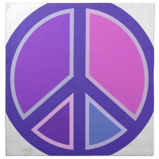 peace15 napkin