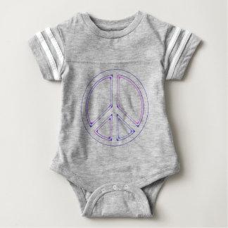 peace16 baby bodysuit