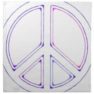 peace16 napkin