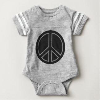 peace17 baby bodysuit