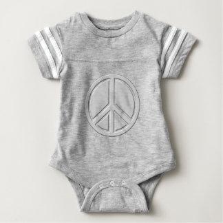 peace18 baby bodysuit