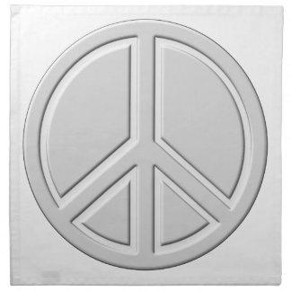 peace18 napkin