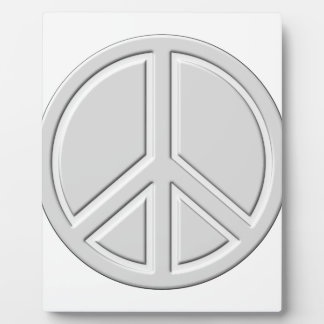 peace18 plaque