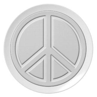 peace18 plate
