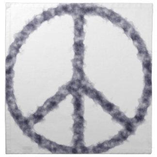 peace19 napkin