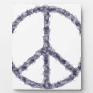 peace19 plaque