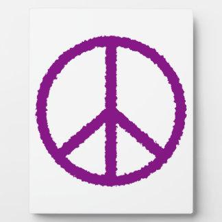 peace20 plaque