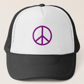 peace20 trucker hat