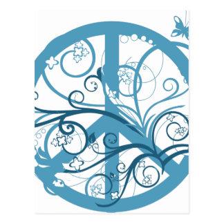 peace22 postcard