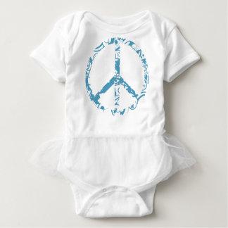 peace23 baby bodysuit