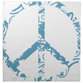 peace23 napkin