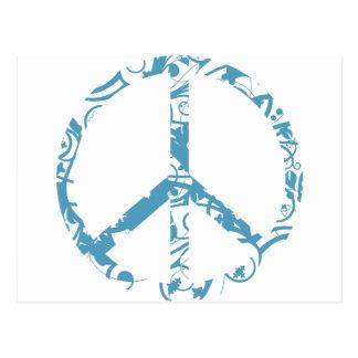 peace23 postcard